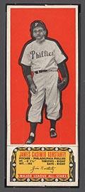 1951 Topps Major League All-Stars Jim Konstanty Philadelphia Phillies - Front