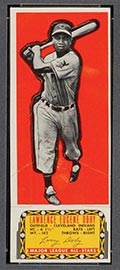 1951 Topps Major League All-Stars Larry Doby Cleveland Indians - Front