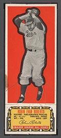1951 Topps Major League All-Stars Robin Roberts Philadelphia Phillies - Front