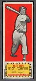 1951 Topps Major League All-Stars Walt Dropo Boston Red Sox - Front