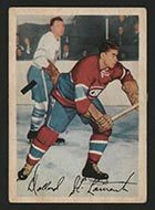 1953-1954 Parkhurst #23 Dollard St. Laurent Montreal Canadiens - Front