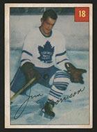 1954-1955 Parkhurst #18 Jim Morrison Toronto Maple Leafs - Front