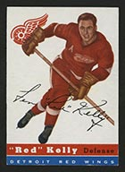 "1954-1955 Topps #5 ""Red"" Kelly Detroit Red Wings - Front"