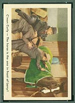 1959 Fleer Three Stooges #13 Which is the horse - Front