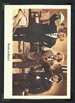 1959 Fleer Three Stooges #21 Peek-a-boo - Front