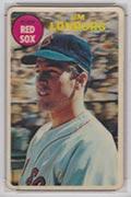 1968 Topps 3-D Jim Lonborg Boston Red Sox