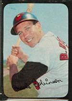 1969 Topps Supers #3 Brooks Robinson Baltimore Orioles - Front